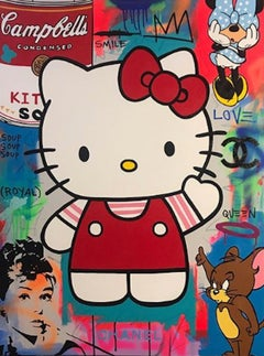 A. Gomez, Hello Kitty