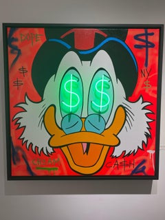 Money Scrooge Cash Only