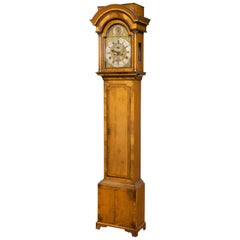 Handsome George I Period Eight Day Longcase Clock by Samuel Northcote