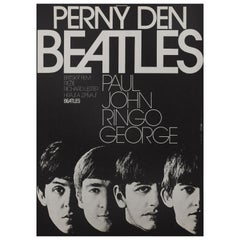 A Hard Day's Night / Perny Den Film Poster