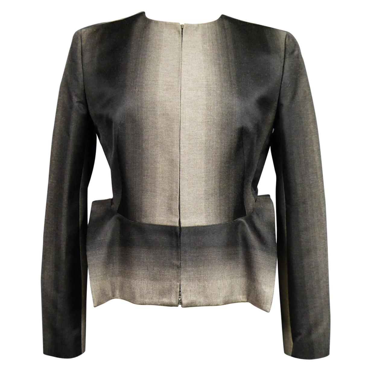 A Jean Paul Gaultier Zipped Jacket for Gibo Circa 2010