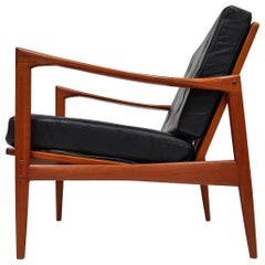 "A ""Kandidaten / Candidate"" Chair by Ib Kofod-Larsen, OPE, Sweden, 1960s"