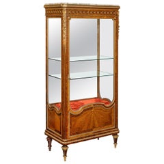 Kingwood Display Cabinet by Haentges Frères