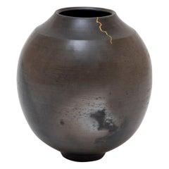 Kintsugi Ceramic Vase by Karen Swami