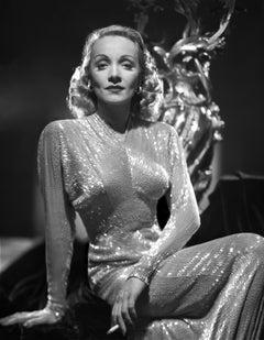 Marlene Dietrich Stunning Glamour II Globe Photos Fine Art Print