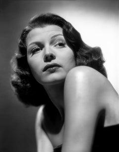 Rita Hayworth: Glamour in the Studio Fine Art Print