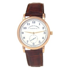 A. Lange & Söhne 1815 18 Karat Rose Gold Manual Men's Watch 206.032