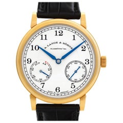 A. Lange & Sohne 1815 234.021, Beige Dial, Certified and Warranty