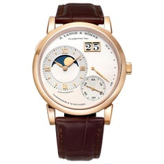 A. Lange & Söhne Grand Lange 1 Moon Phase Rose Gold '139.032'