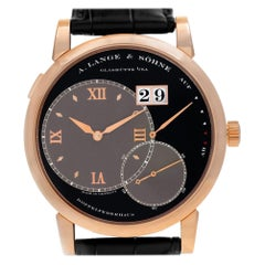 A. Lange & Sohne Lange 1 115.031, Certified and Warranty