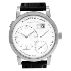 A. Lange & Sohne Lange 1 224274, Certified and Warranty