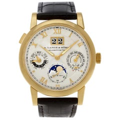 A. Lange & Sohne Langematik 310.032 E, Certified and Warranty