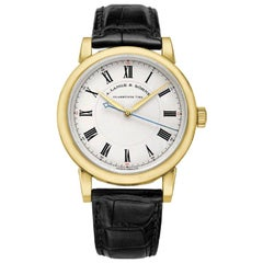 A. Lange & Sohne Richard Lange Yellow Gold '232.021'