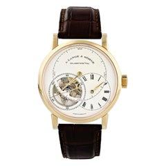 A. Lange & Sohne Tourbillion 760.032 Men's Watch