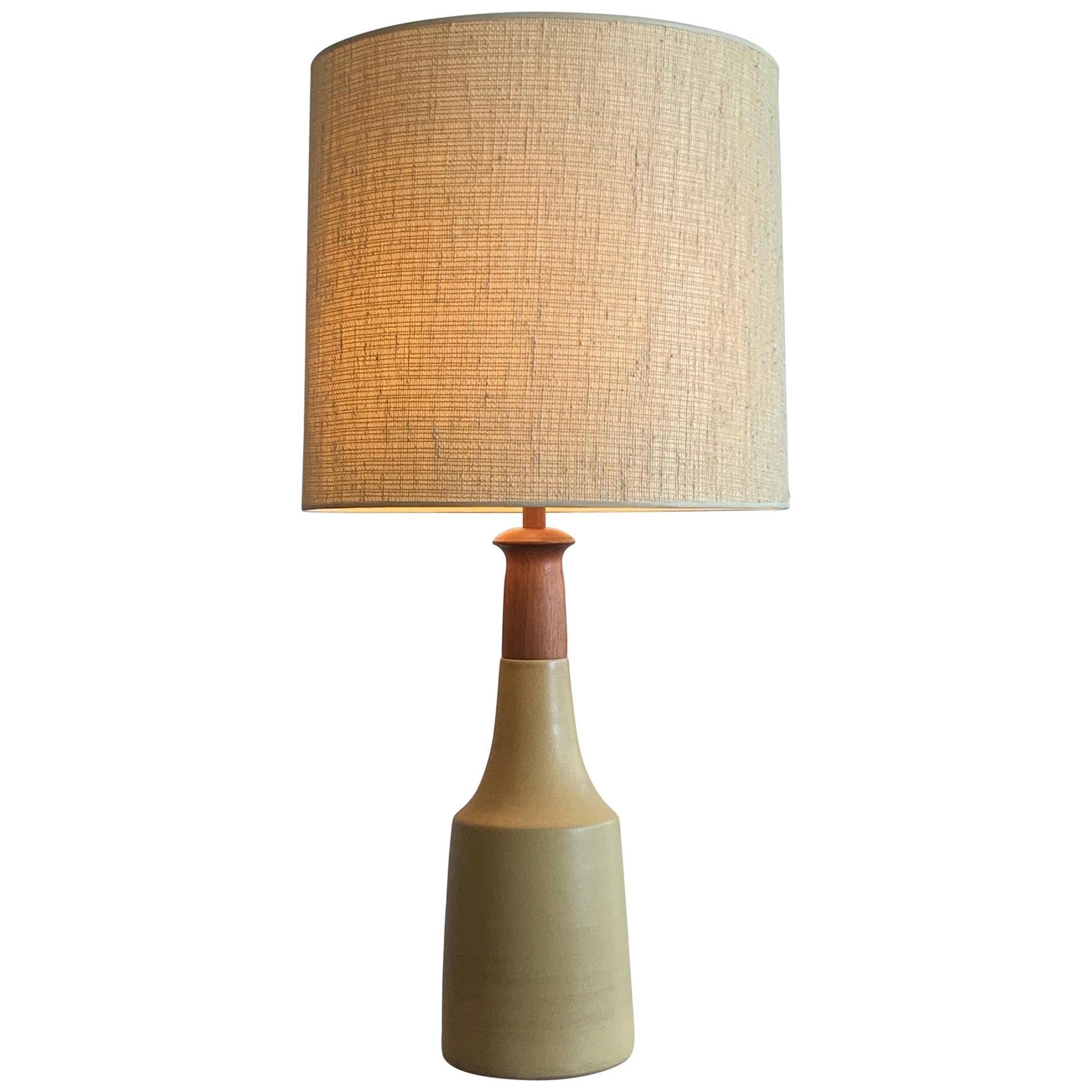 Large Ceramic Lamp by Martz