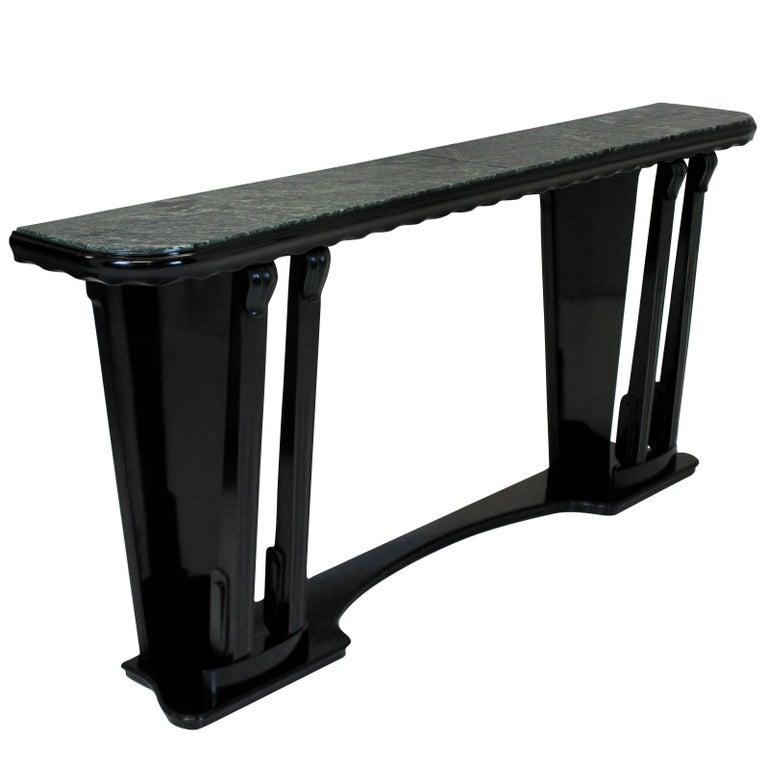 Large Italian Console Table