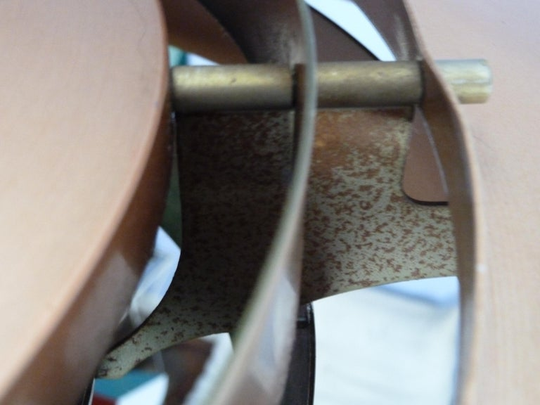 Large P.Fabricius & J.Kastholm Mod. P700 Pendant in Copper for Nordisk Solar For Sale 11