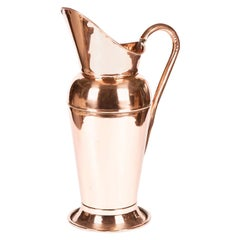Large Scale Copper Jug