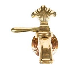 Large Scale Georgian Brass Tap