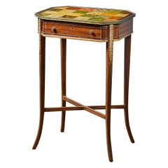 Late 18th Century Regency Occasional Table