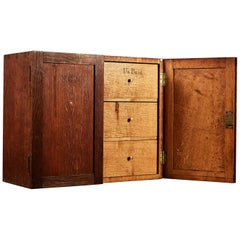Late 19th Century Estate Filing Cabinet