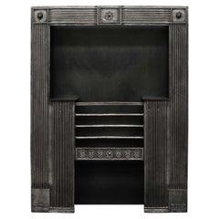 Late Georgian Style Cast Iron Register Grate