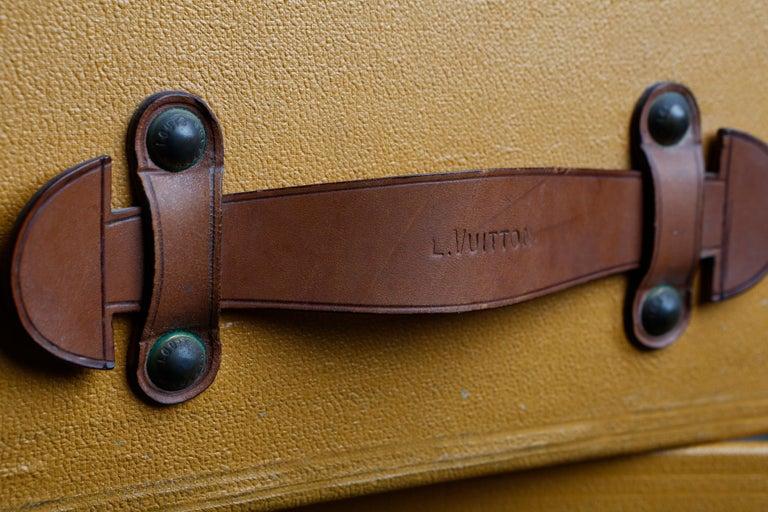 Louis Vuitton Shoe Secretaire, circa 1920 For Sale 6