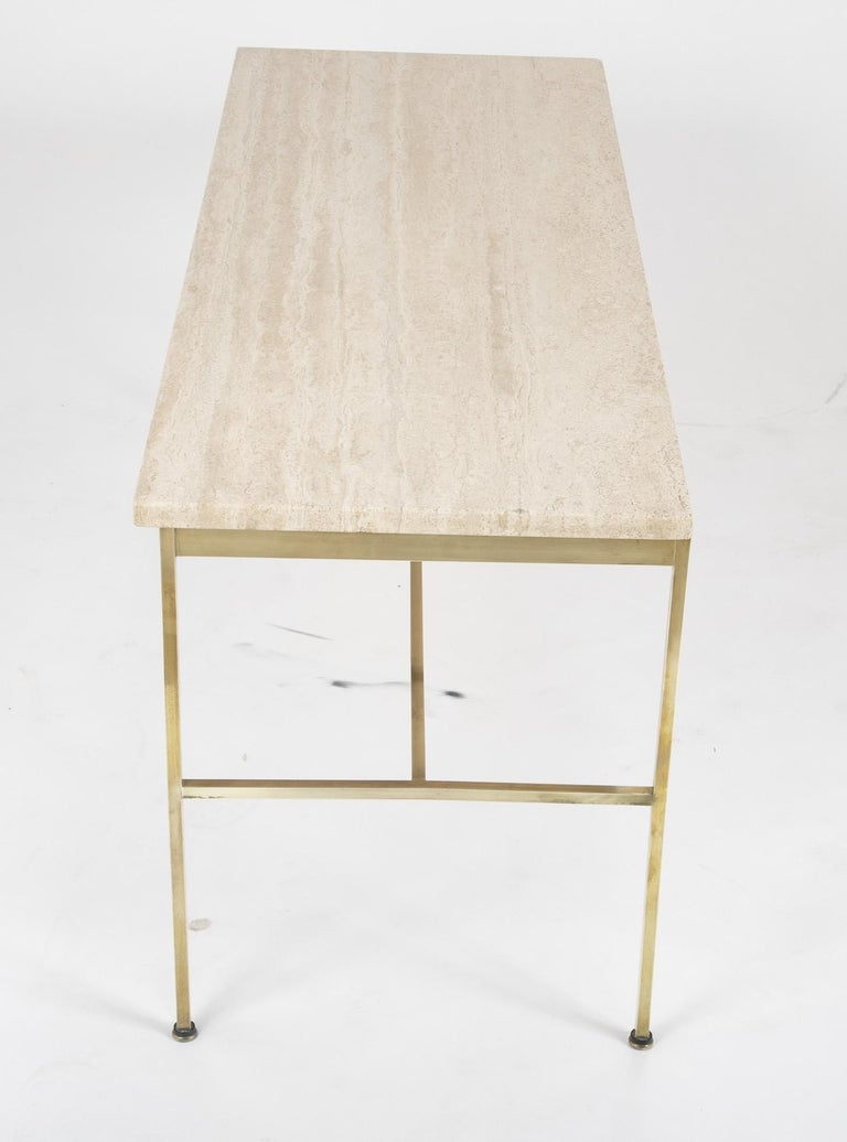 Low Console Table Designed by Paul McCobb for Calvin For Sale 6