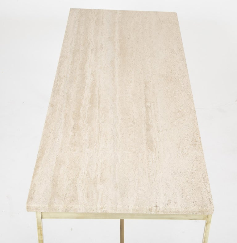 Low Console Table Designed by Paul McCobb for Calvin For Sale 7