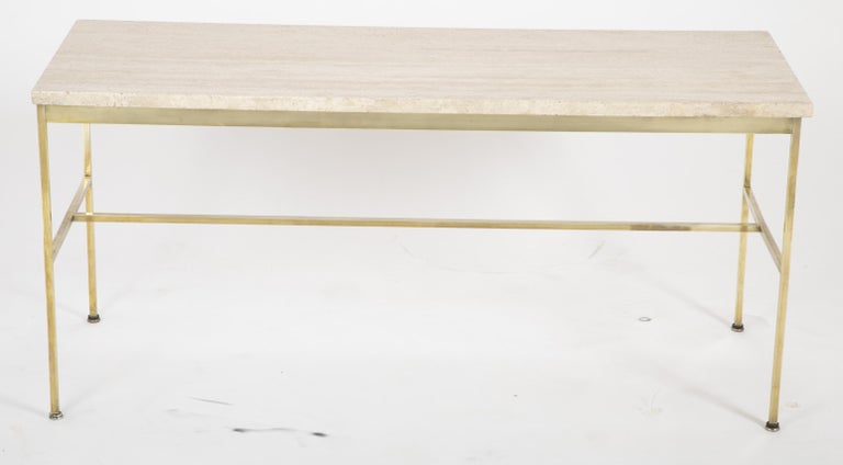 Mid-Century Modern Low Console Table Designed by Paul McCobb for Calvin For Sale