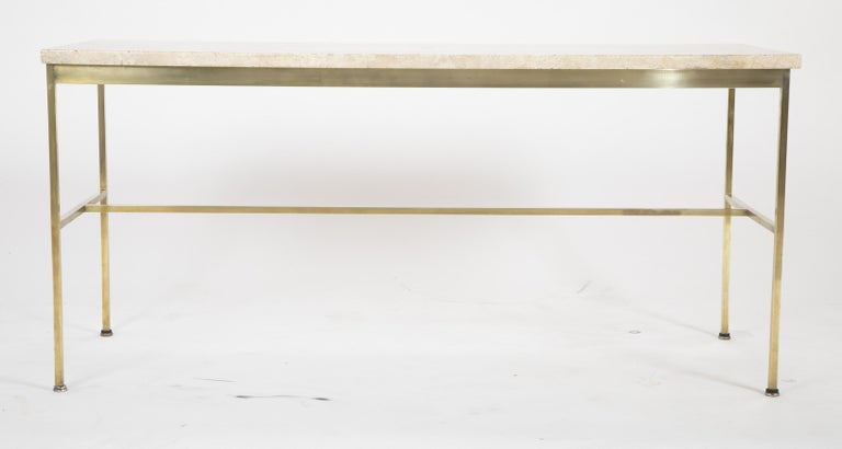 American Low Console Table Designed by Paul McCobb for Calvin For Sale