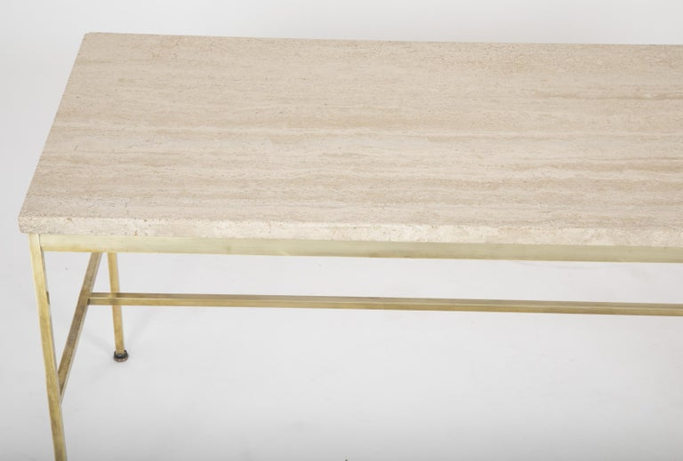 Low Console Table Designed by Paul McCobb for Calvin For Sale 1