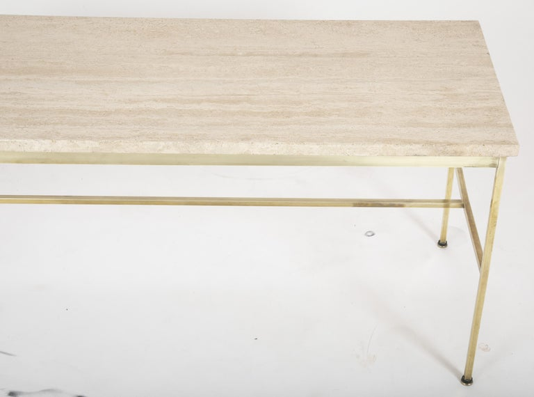 Low Console Table Designed by Paul McCobb for Calvin For Sale 2