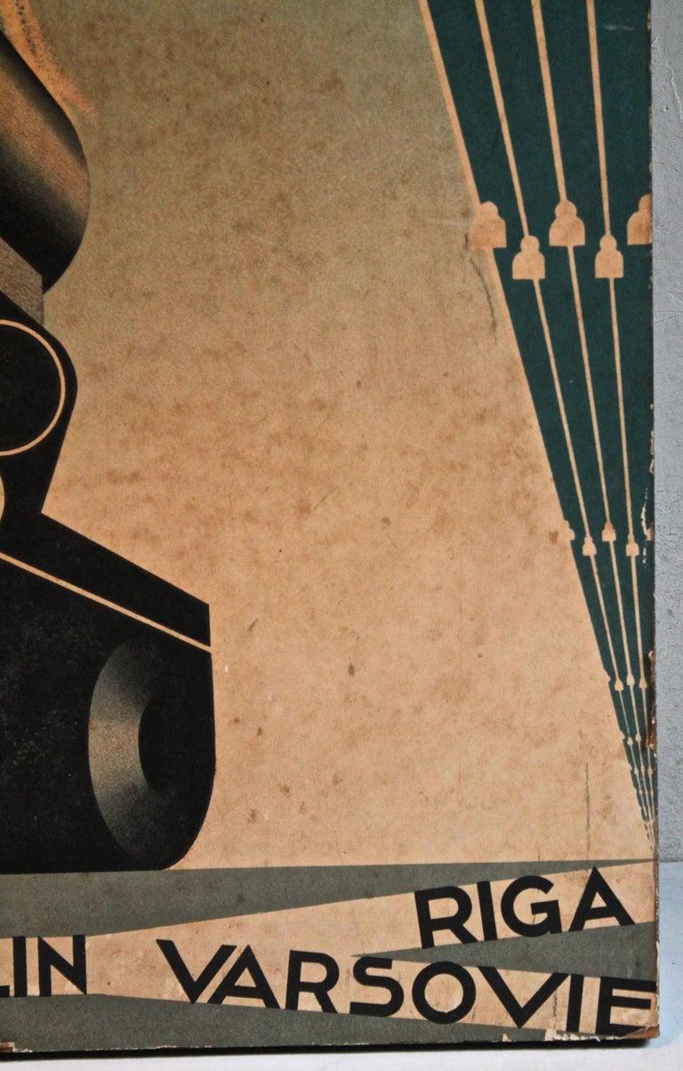 d480340e A. M. Cassandre Iconic Art Deco