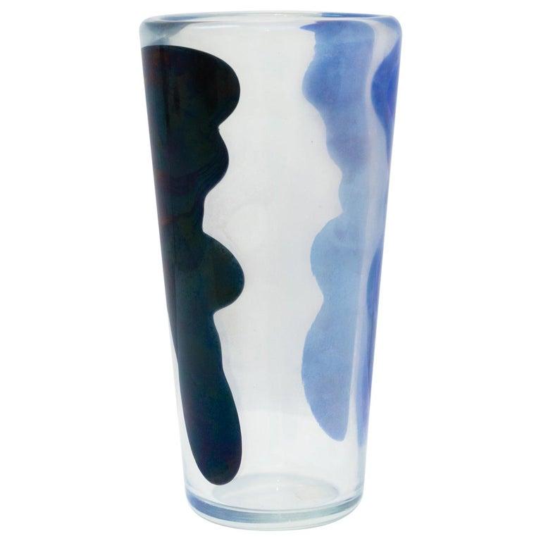 """""""A Macchie"""" Vase Modell 4323 von Fulvio Bianconi für Venini 1"""
