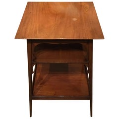 Mahogany Arts & Crafts Period Occasional Table in the Manner of Liberty's