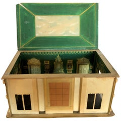 Maquette / Model of Drawing Room for Heinz Family by Maison Jansen