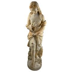 Marble Sculpture of Venus, Italy, 18th Century