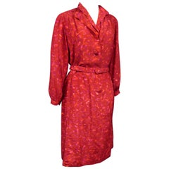A Marc Bohan/Christian Dior Haute Couture Numbered 06567 Suit Skirt Circa 1975