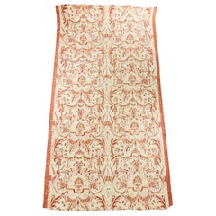 A Mariano Fortuny labelled Length in Reversible Printed Cotton Circa 1980