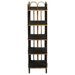 Mid-19th Century Victorian Bamboo Shoe Rack