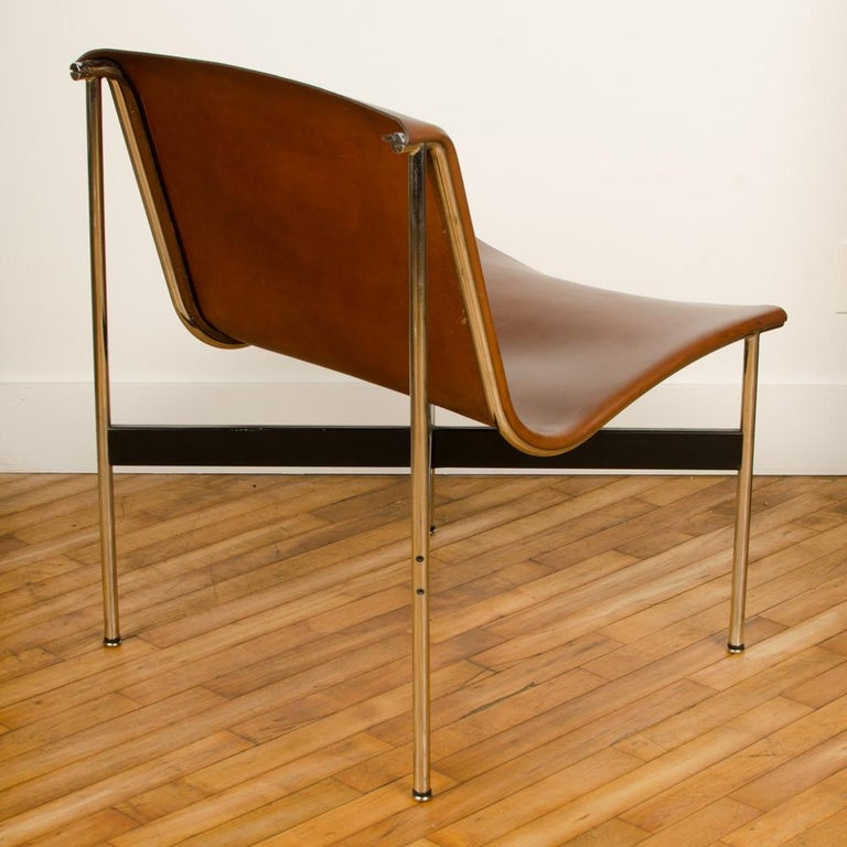 Mid-Century Designed Chair, circa 1952 In Good Condition For Sale In Philadelphia, PA
