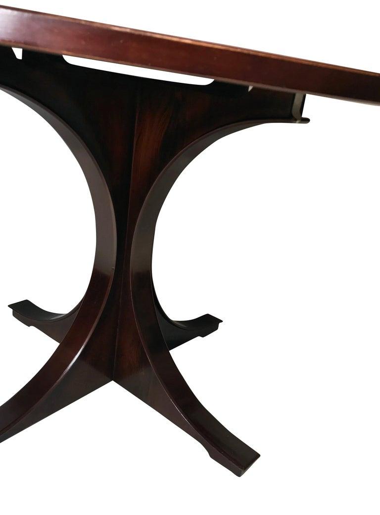 Mid-Century Modern Midcentury Rosewood Dining Table