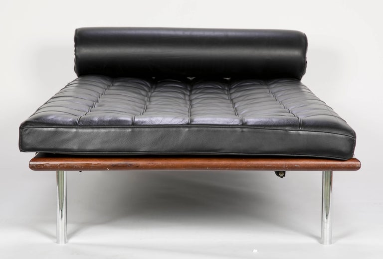 Mies van der Rohe Daybed Strongly Attributed to Knoll In Excellent Condition For Sale In Stamford, CT