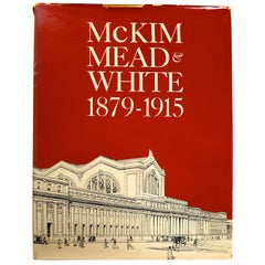 A Monograph of the Work of McKim, Mead and White, 1879-1915