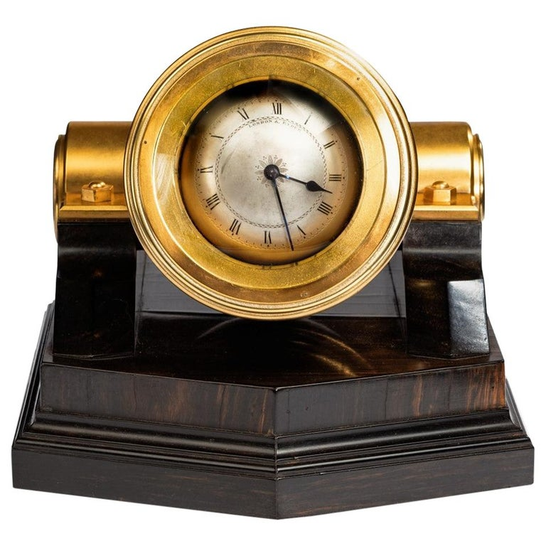 'Mortar' Timepiece by Thomas Cole For Sale
