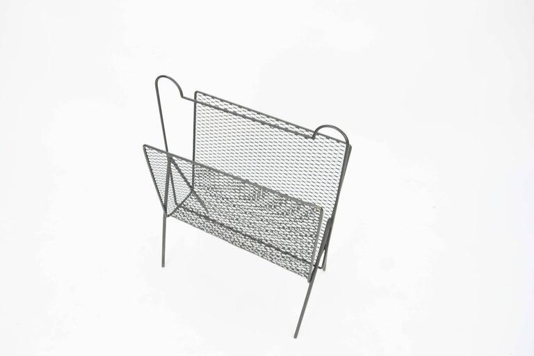 American Muriel Coleman Log or Magazine Rack For Sale