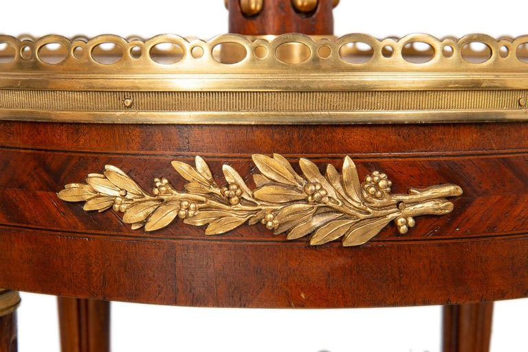 19th Century Near Pair of Louis XVI Style Side Tables, circa 1900 For Sale