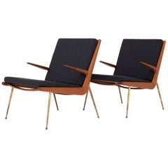 Pair of Armchairs by Peter Hvidt & Orla Mølgaard