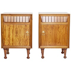 Pair of Bedside Cabinets by Heal's of London, circa 1950